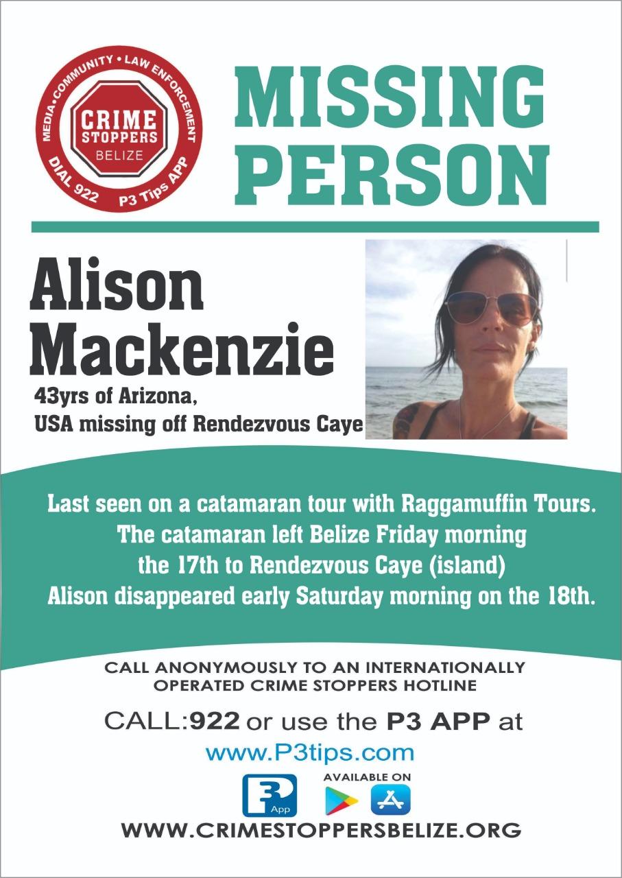 Alison Mackenzie