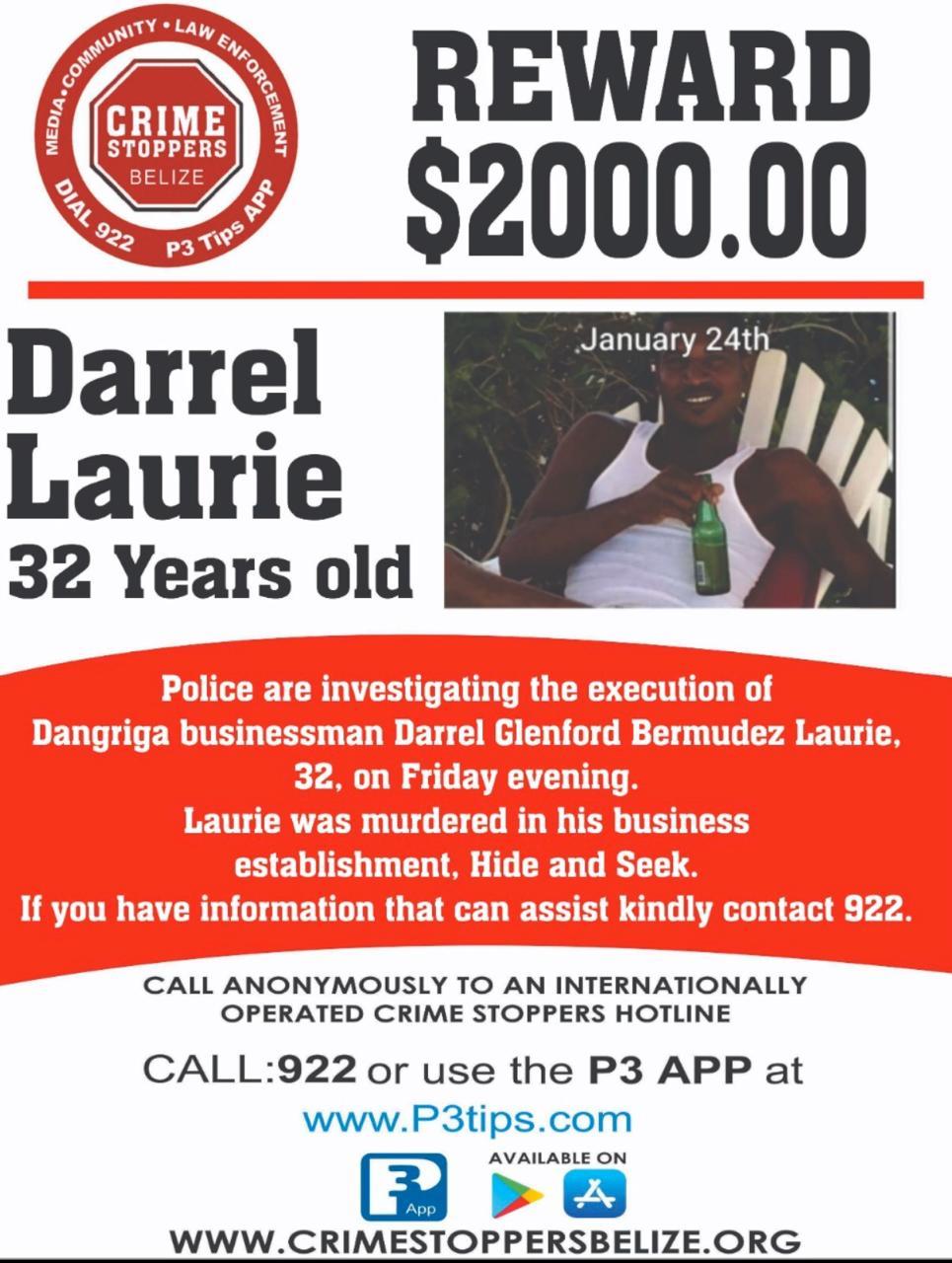 Darrel Laurie