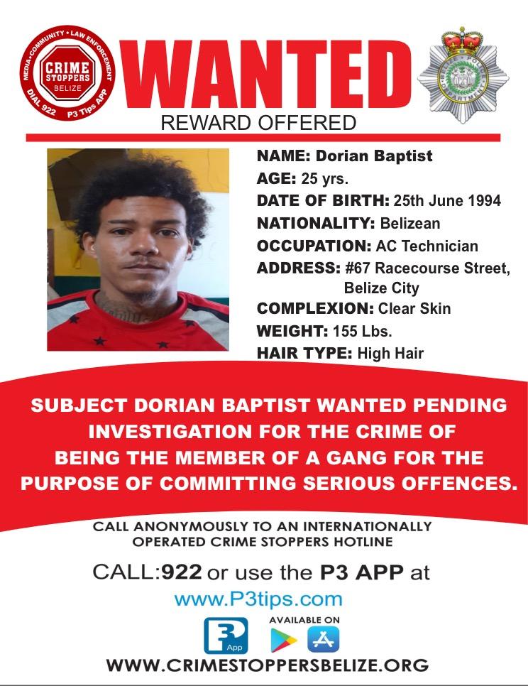 Dorian Baptist
