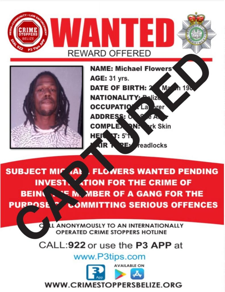 WANTED: Michael Flowers