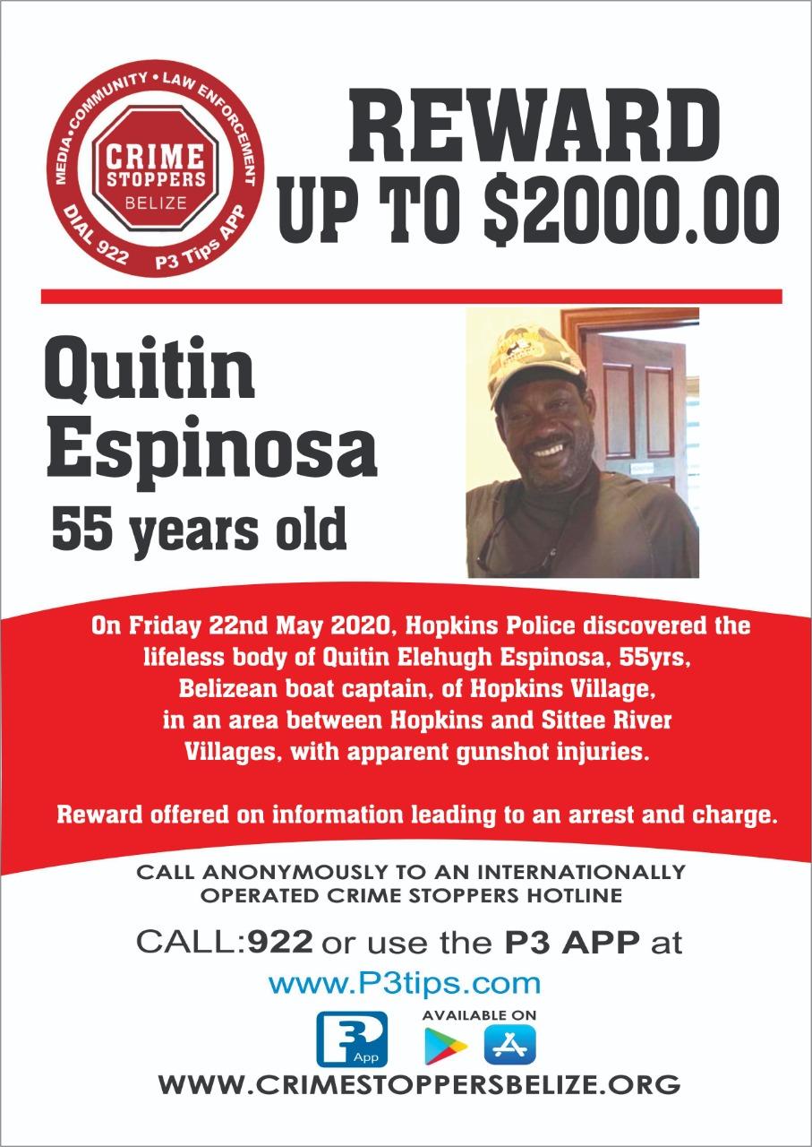 Quitin Espinosa