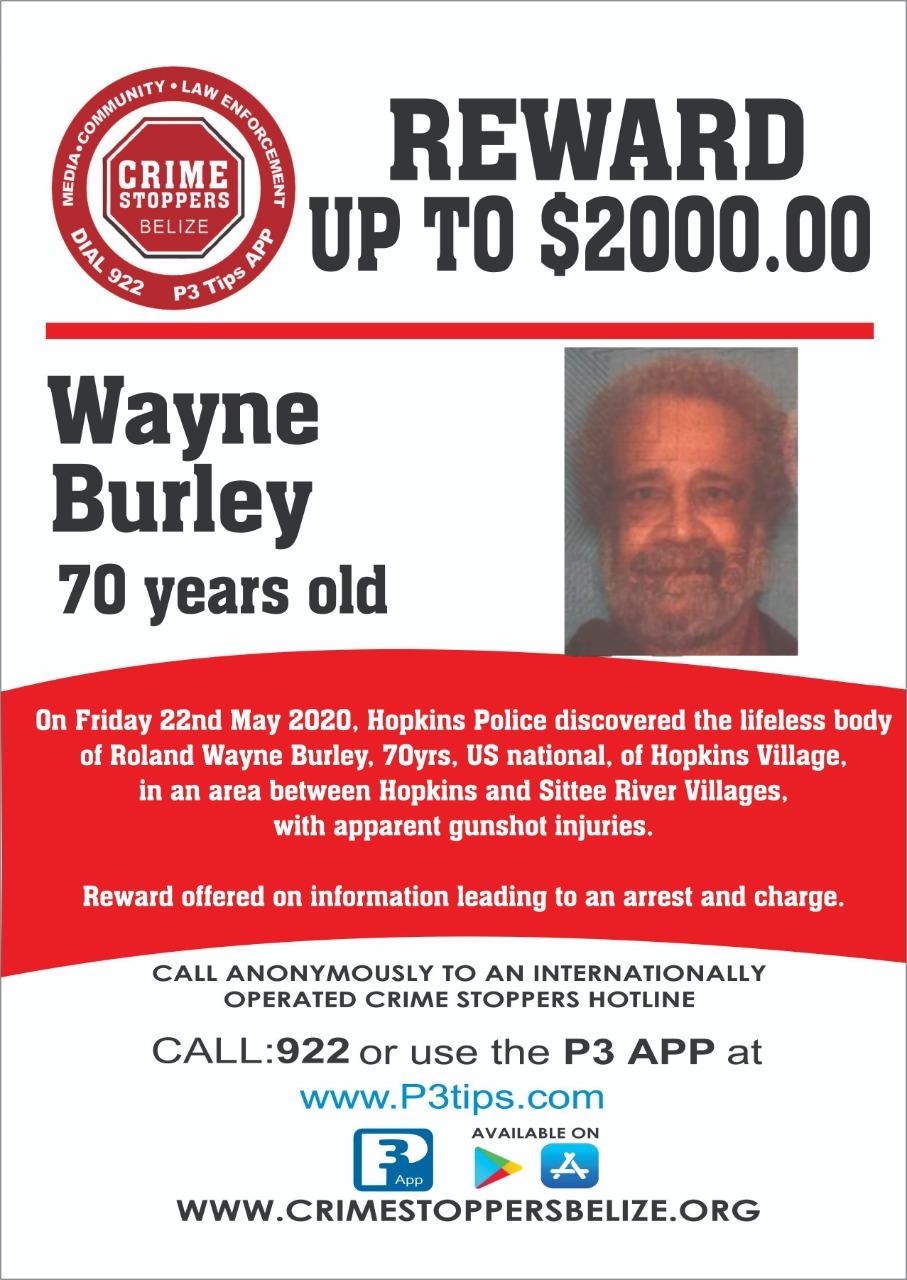 Wayne Burley