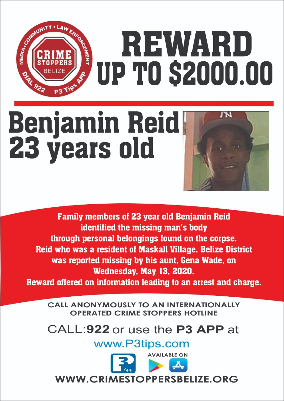 Benjamin Reid