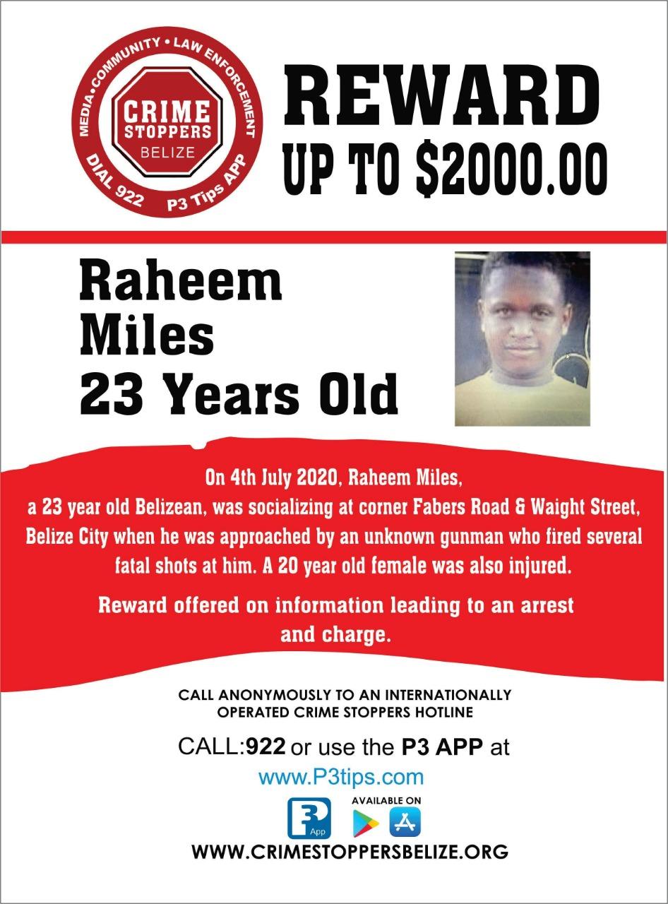 Raheem Miles