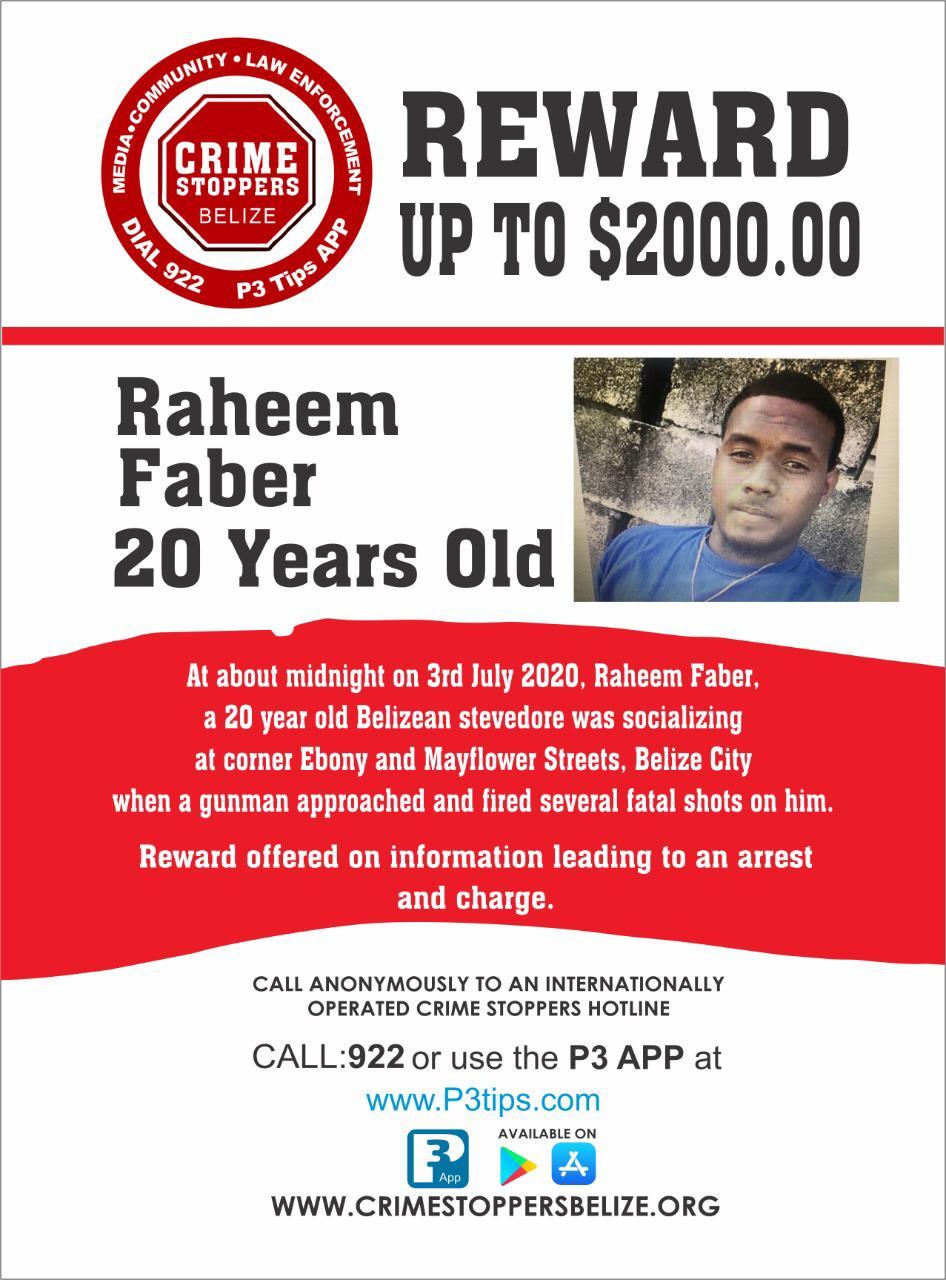 Raheem Faber