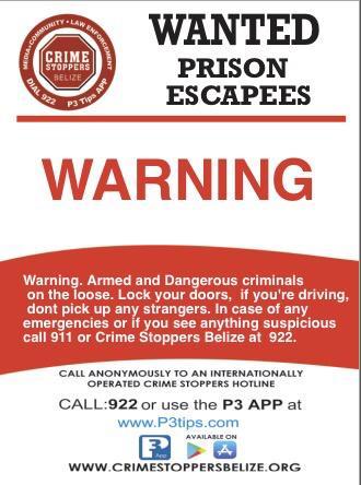 WARING -  PRISON ESCAPE